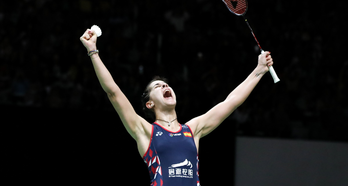 Genius in Action: Carolina Marin