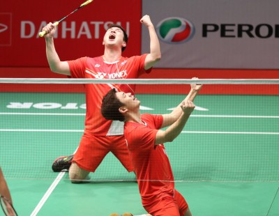Lee/Kim Back on the Big Stage – Malaysia Masters: Day 5