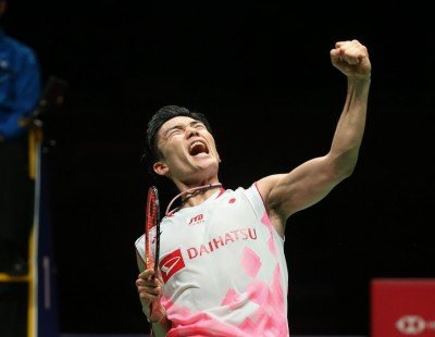 Momota, Chen Unchallenged – Malaysia Masters: Finals