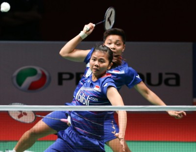 Polii/Rahayu Prevail in Marathon – Malaysia Masters: Day 1