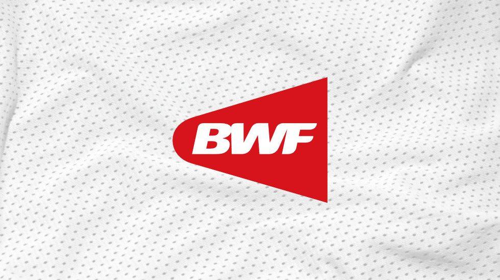 Key Changes to BWF Tournament Calendar