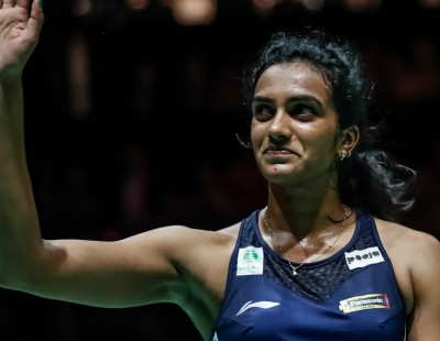 Sindhu Does Her Bit to Aid COVID-19 Fight