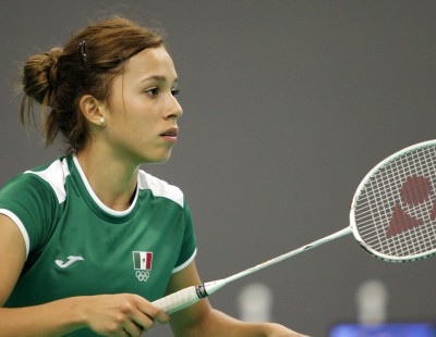 Thanks to Badminton, Adversity's a Friend to Gaitan