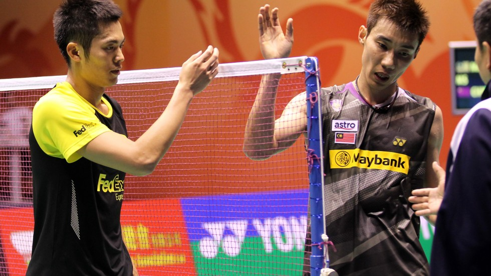 Lee: Lin Dan's the Greatest, I was Obsessed with Him
