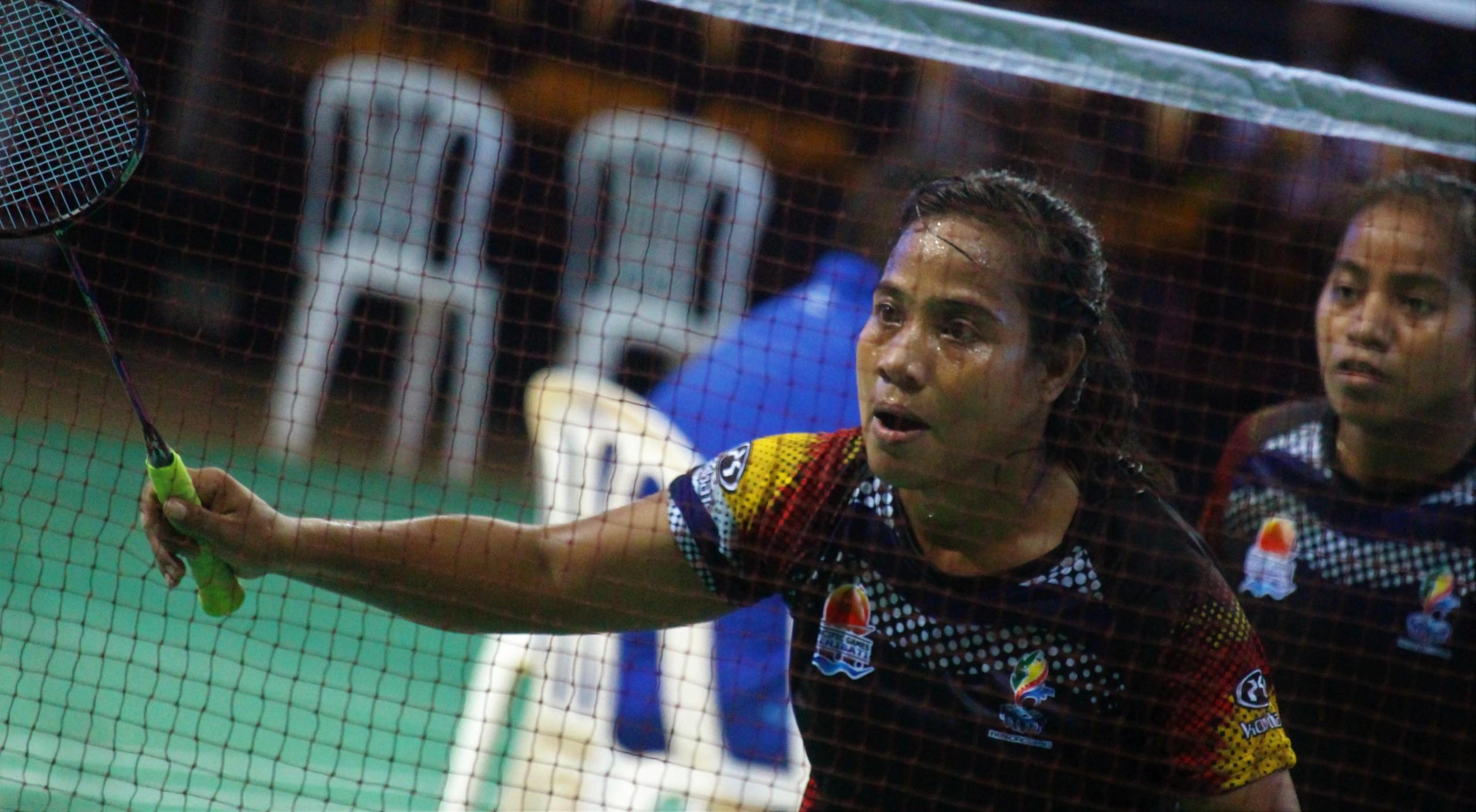 Teitiria and Tinabora – Kiribati's Perfect Badminton Role Models