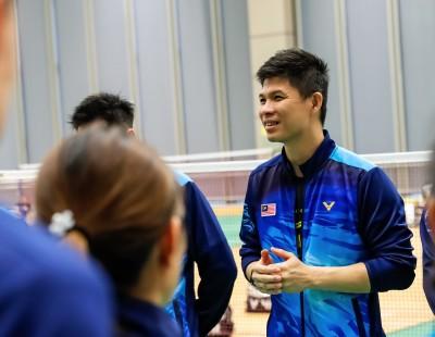 Choong Hann Underlines 'Value Add' During Lockdown Training