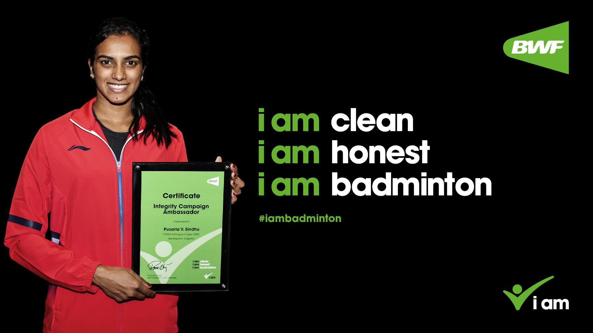 BWF Unveils New Ambassadors for 'i am badminton' Campaign
