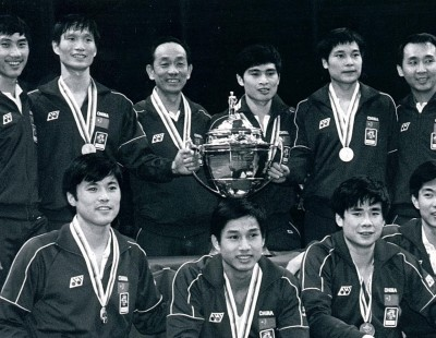 On This Day: China Lift Thomas Cup at First Time of Asking