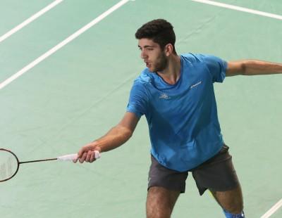 Refugee Athlete Mahmoud Resilient Despite Lockdown Blues