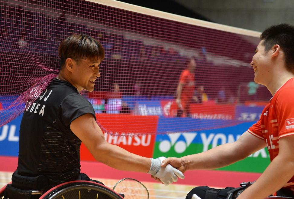Para Badminton Tournaments Suspended