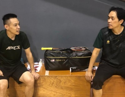 Rashid Sidek Aids Cheah's Quest for Paralympic Glory