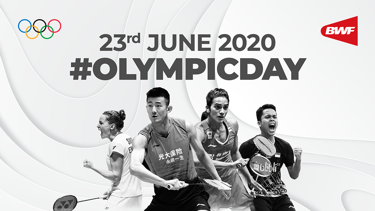 Olympic Day: Join the World's Largest 24-Hour Digital Workout