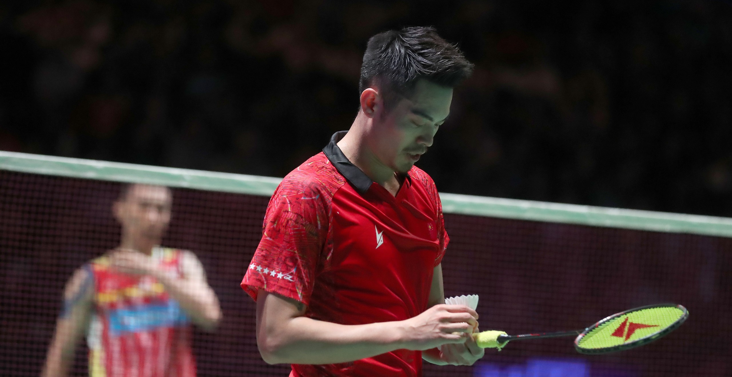 Lee Made Me the Player I Was, Says Lin Dan