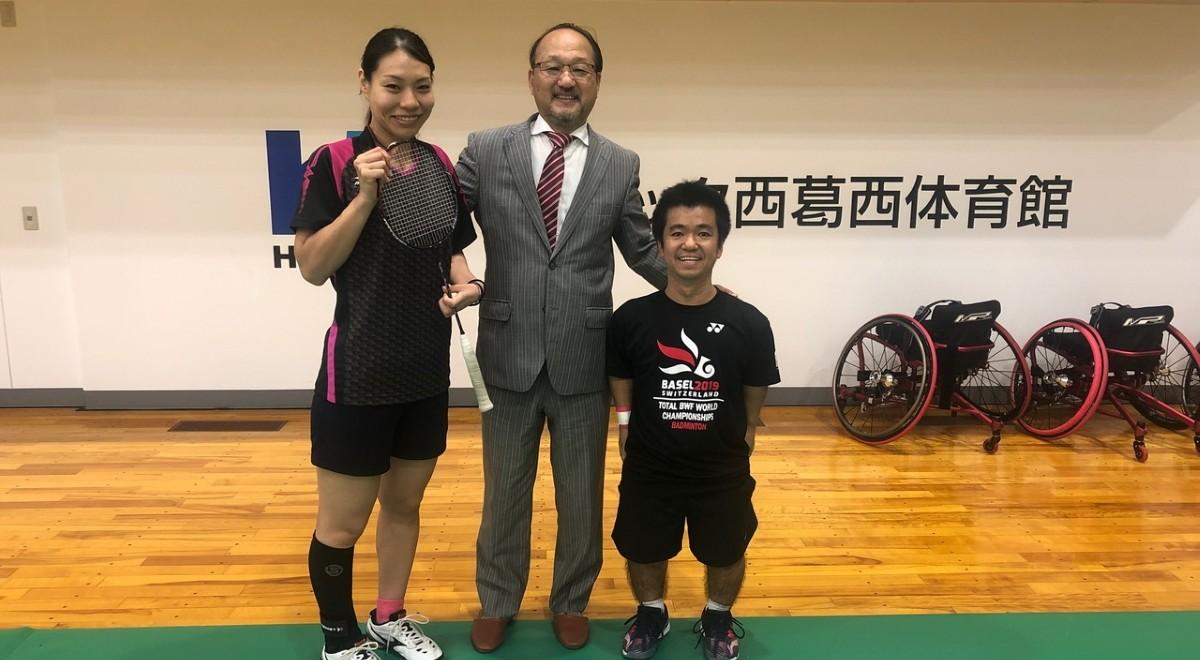 Team Japan is Back on Court