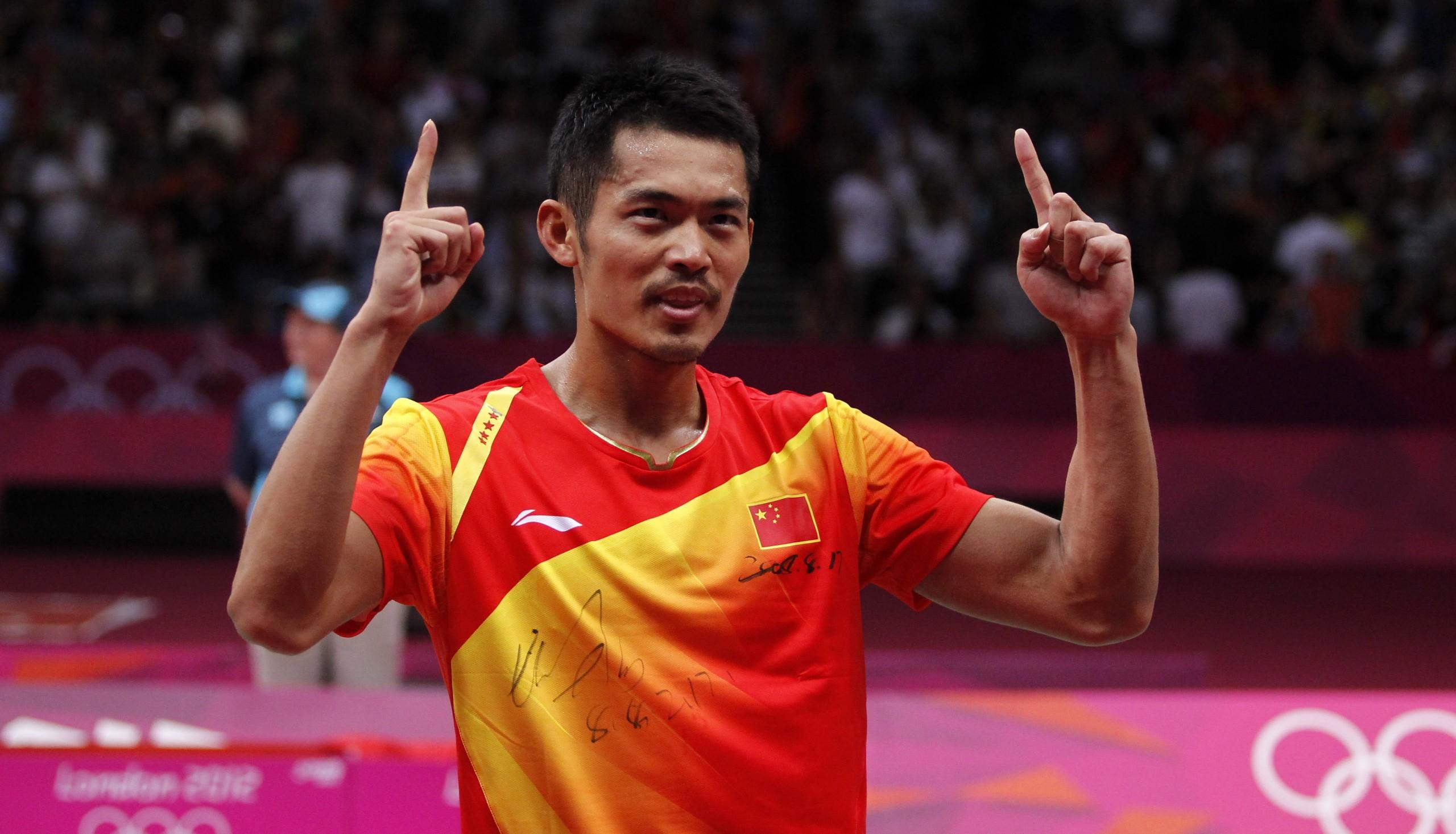 Lin Dan – Greatest Title Wins