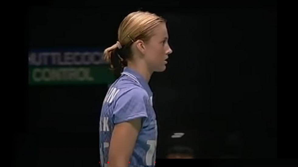 Badminton Quiz: Camilla Martin