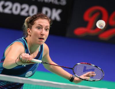 Denmark Open: Jordan Debuts With a Grateful Hart