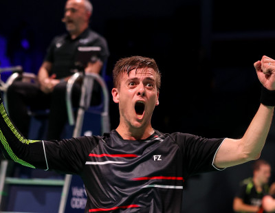 Denmark Open: Gritty Fightback by Vittinghus