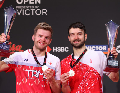 Denmark Open: Ellis/Langridge Break 45-Year Spell