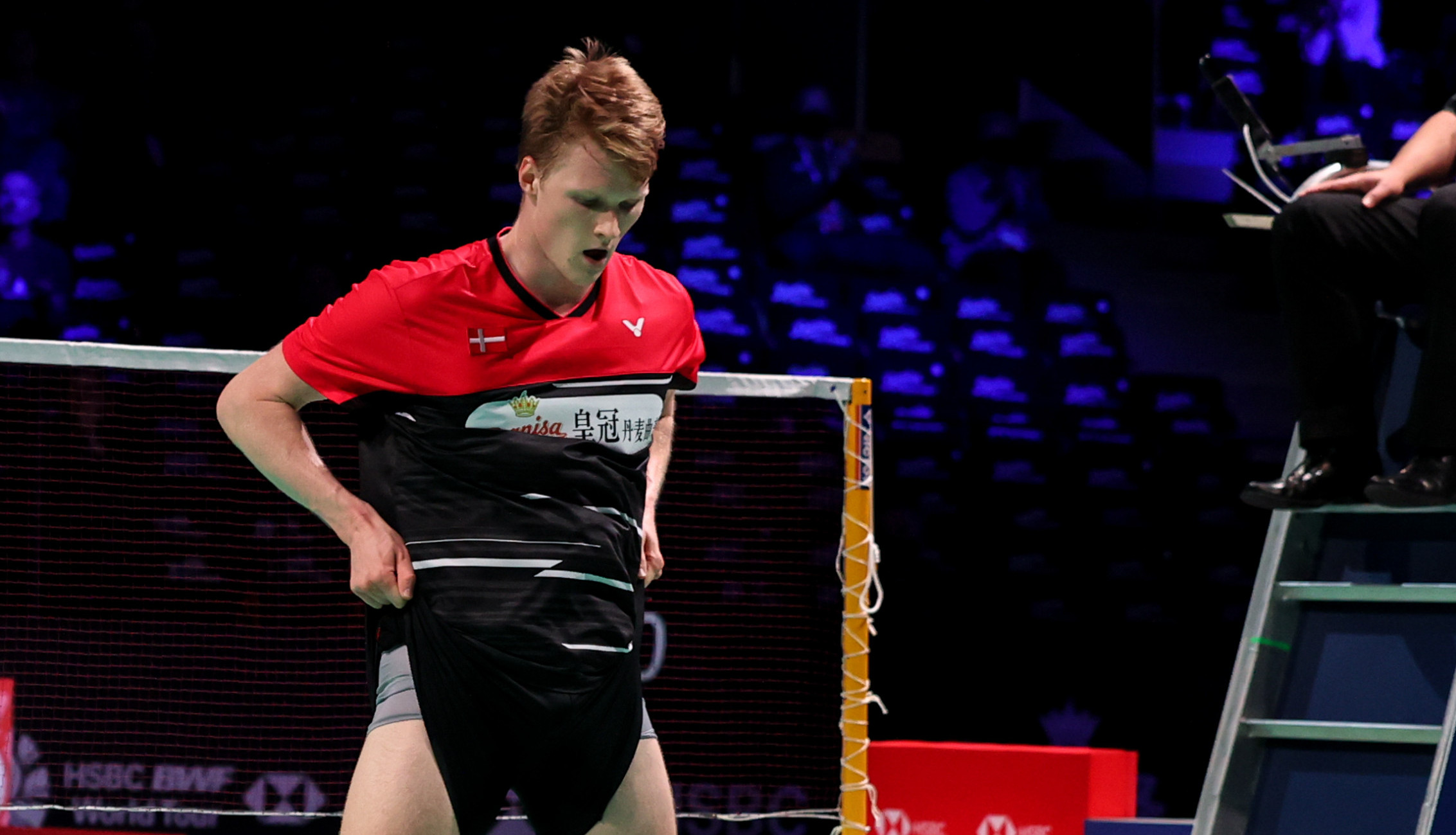 Video: Why Antonsen Did 'The Cowboy'