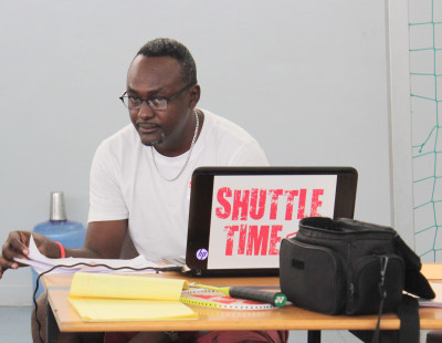 Humans of Shuttle Time: Elie Jean