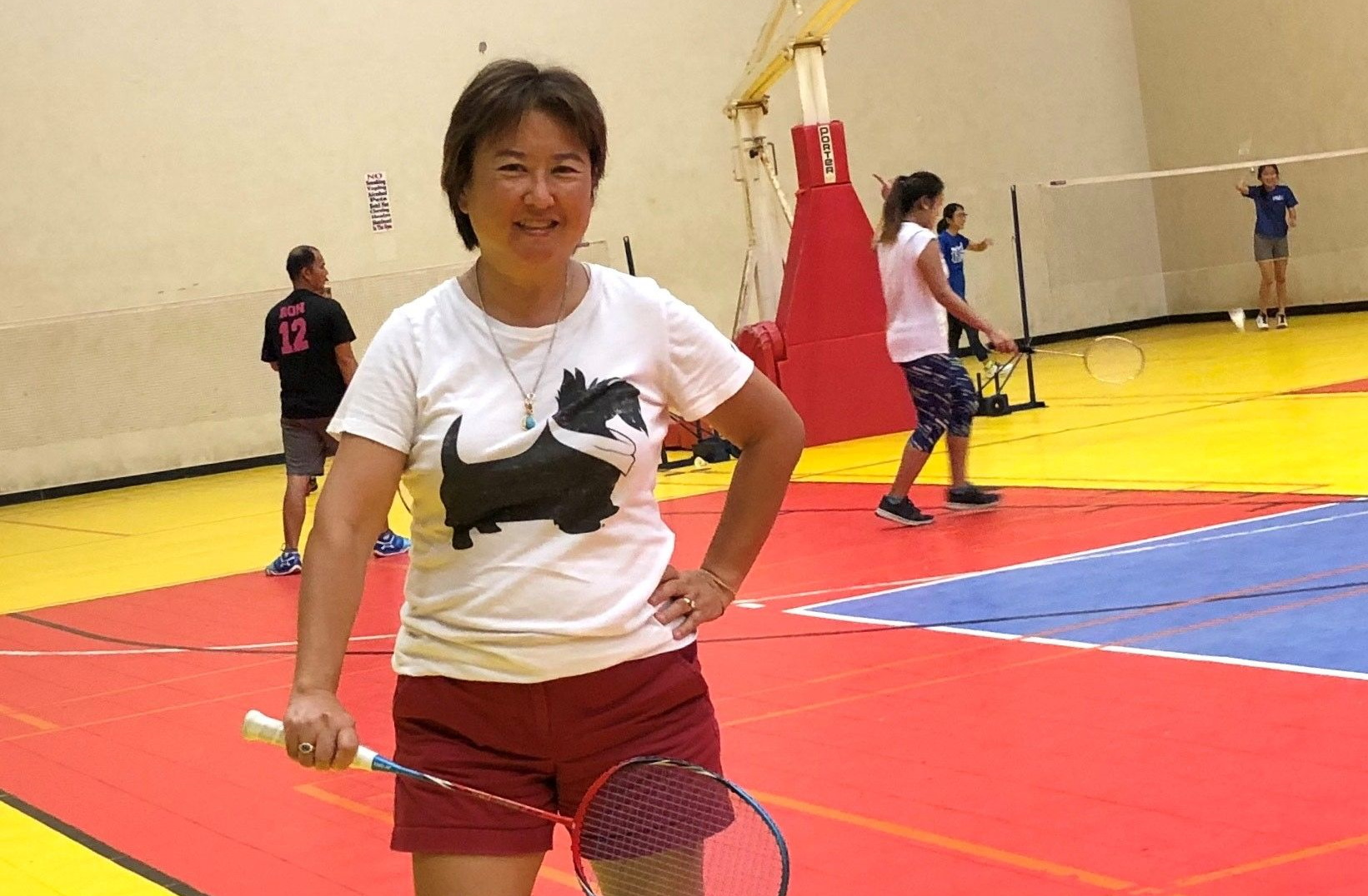 Humans of Shuttle Time: Sandra Low