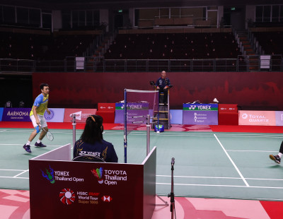 TOYOTA Thailand Open: Another Sumptuous Spread