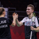 TOYOTA Thailand Open: Indonesians Crash to French Pair