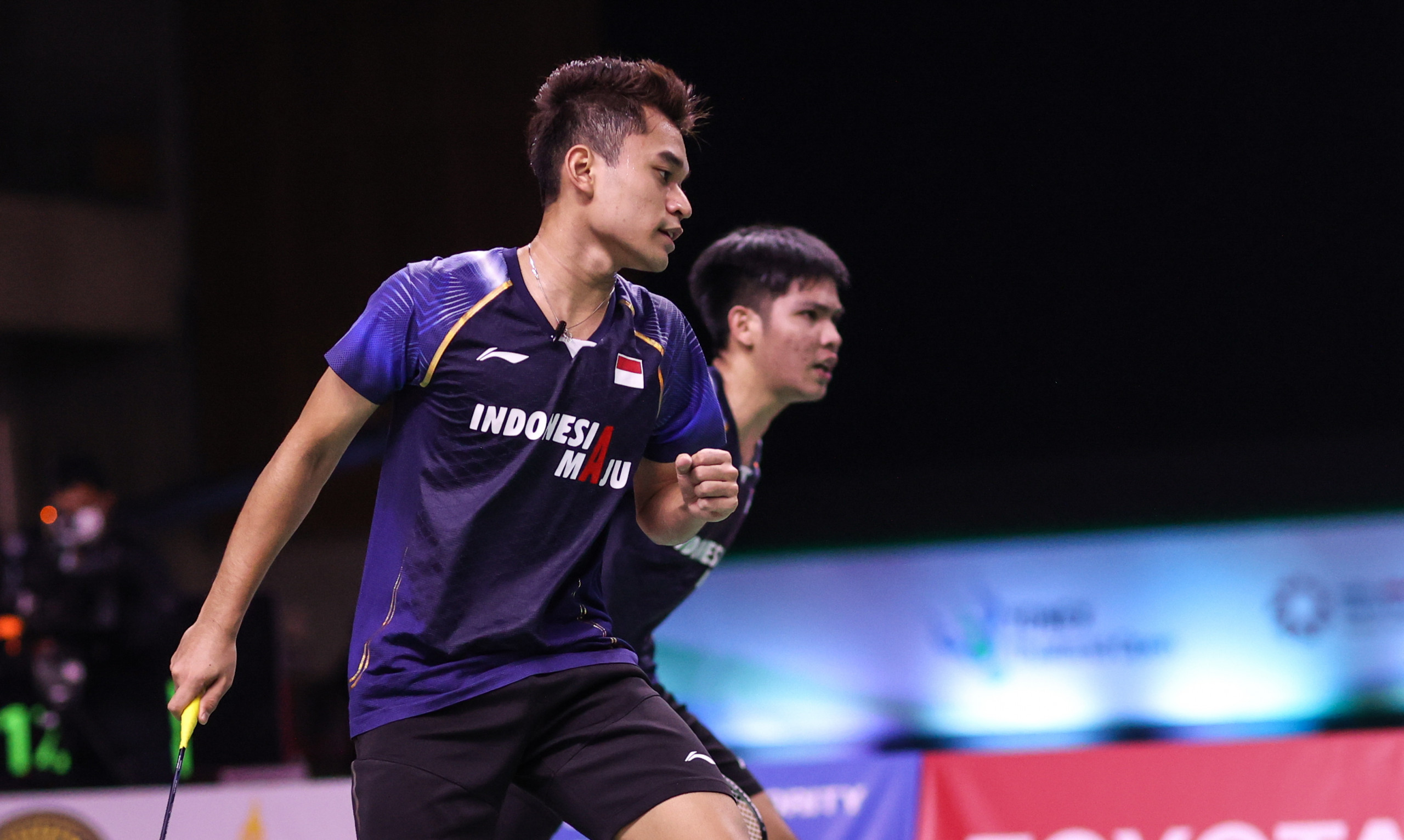 World Rankings: Big Leap for Young Duo