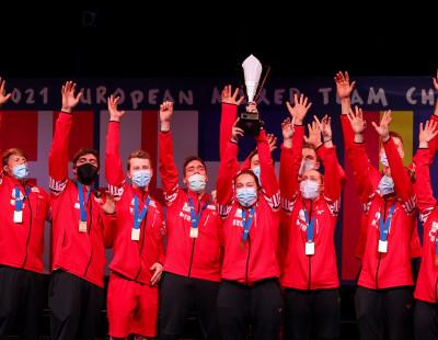 Denmark Retain European Mixed Team Crown