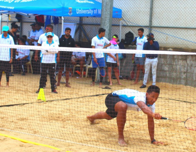 AirBadminton Takes Off in Africa