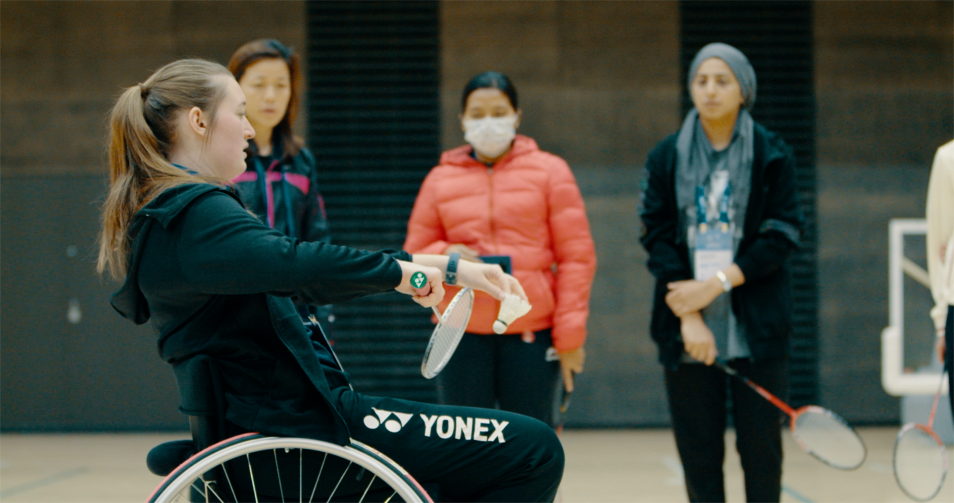 International Women's Day: 'Badminton is for Everyone'