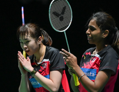Swiss Open: Malaysian Duo Strike Big