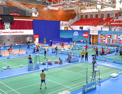 Para Badminton Stars to Shine in Dubai