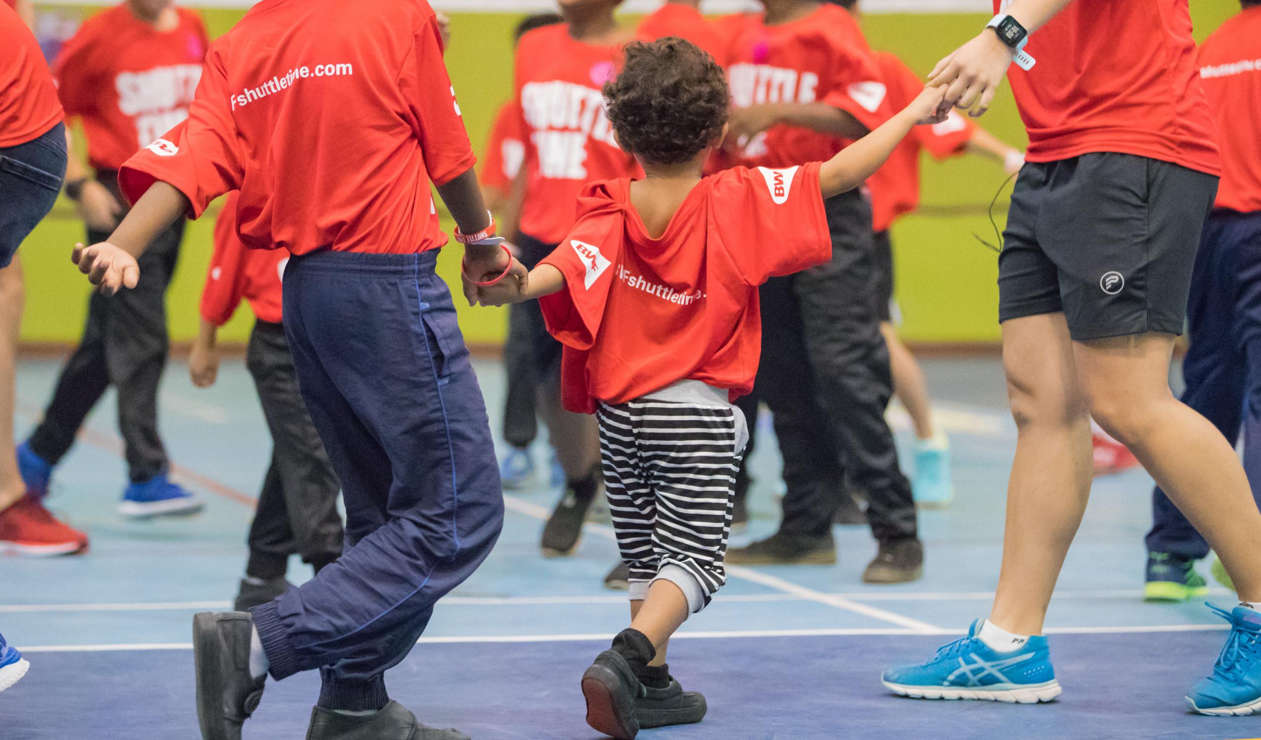 BWF Initiative to Boost More Children
