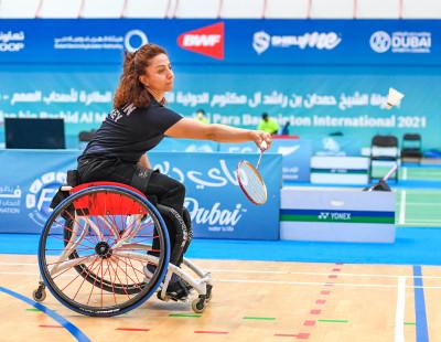 Dubai Para Badminton International: All-Points Battle