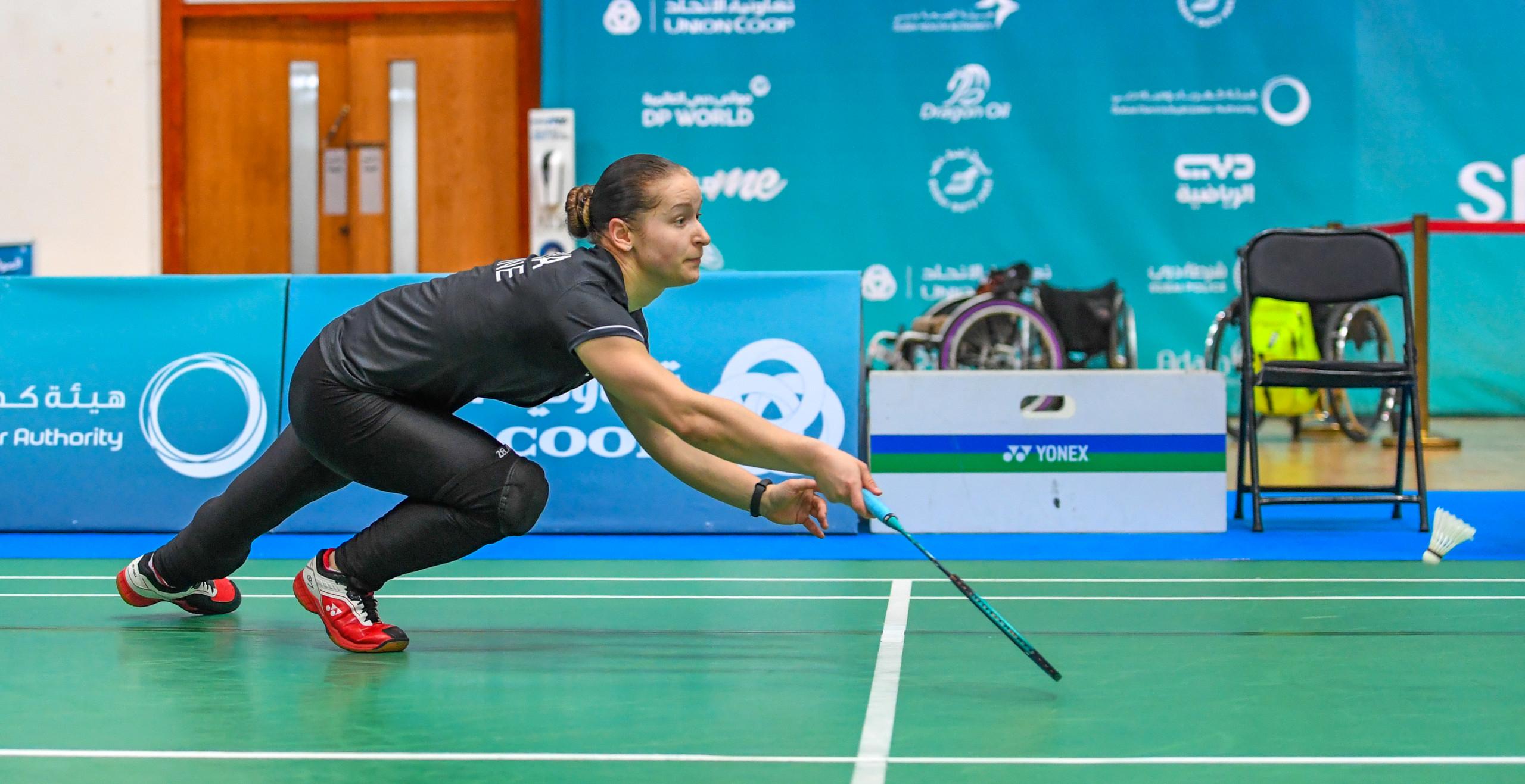 Para Badminton Rankings: Kozyna, Hollander Move Up