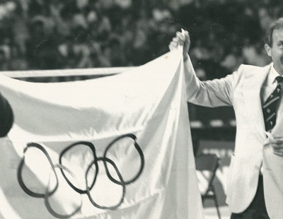 On This Day: Badminton Becomes Olympic Sport