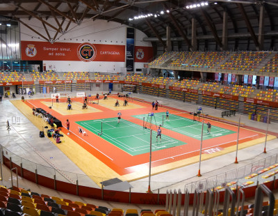 Spanish Para Badminton International: Stars Set to Sparkle