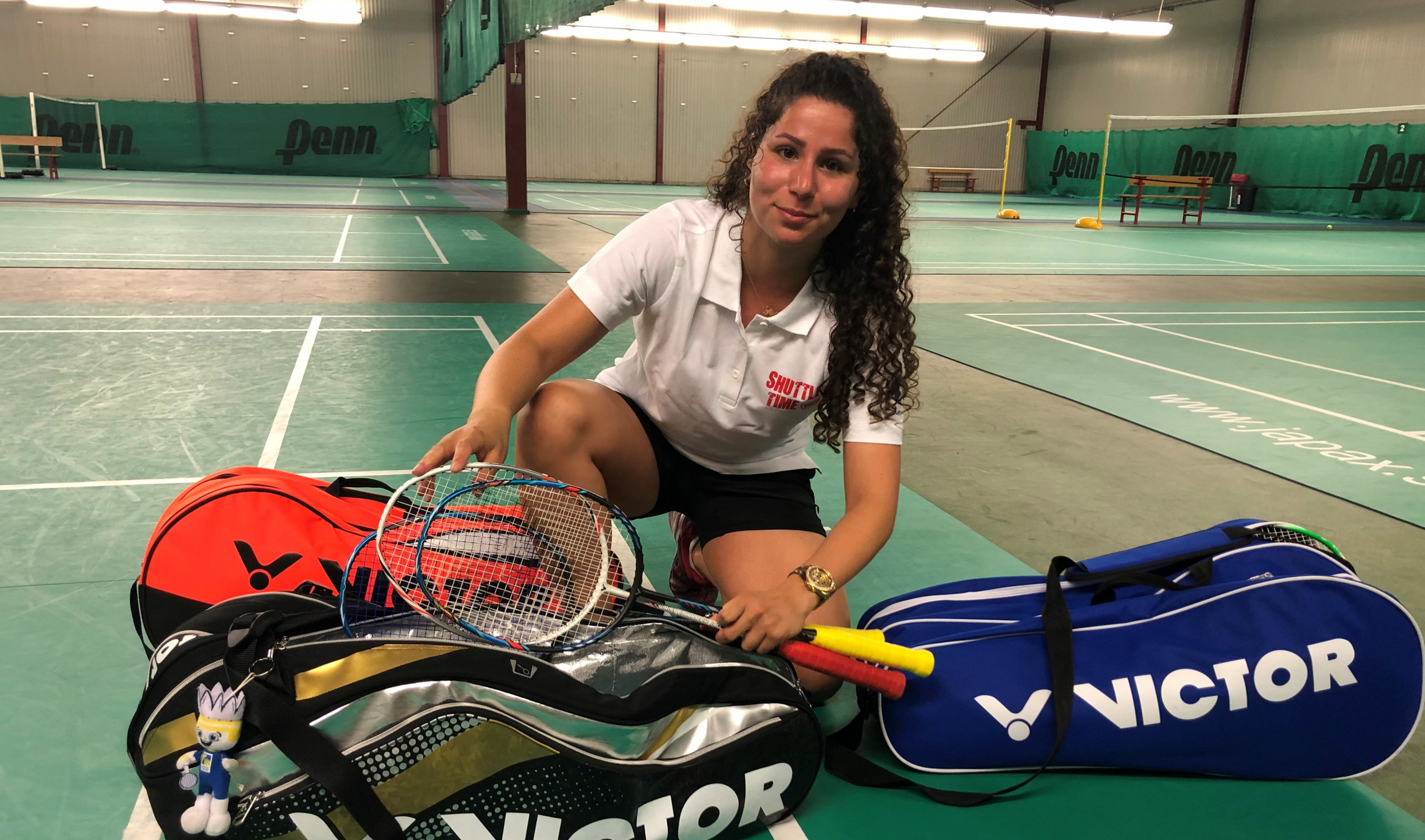 Meet Paniz, Whose 'Parallel Play' is Making History