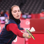 An Iranian Experiences Her Moment of Olympic Glory