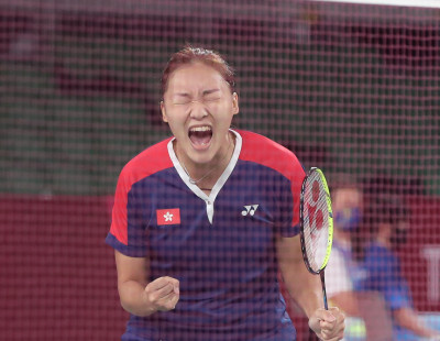 Tang/Tse Clinch Thriller to Make Quarterfinals