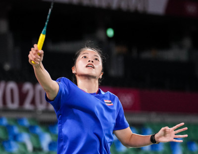Intanon Survives Scare from Soniia Cheah