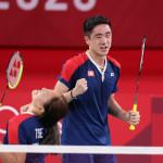 Hong Kong China, Japan in Semifinals