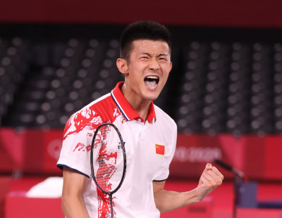Masterclass from Chen; Lin Dan's Record in Sight