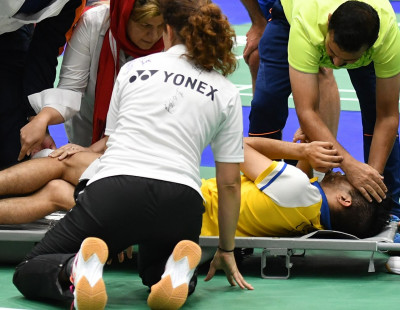 Tarun Undeterred by Injury Setbacks