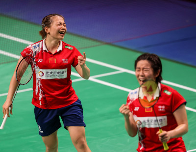 Chen and Jia Inspire Magnificent Chinese Triumph