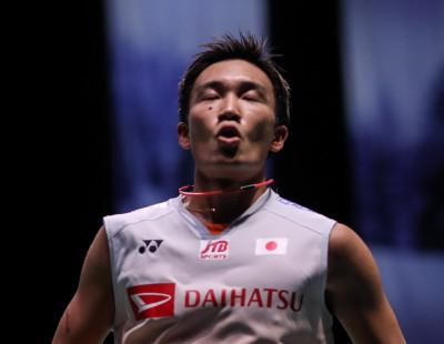 Momota Yet to Regain Confidence, Says Coach Park